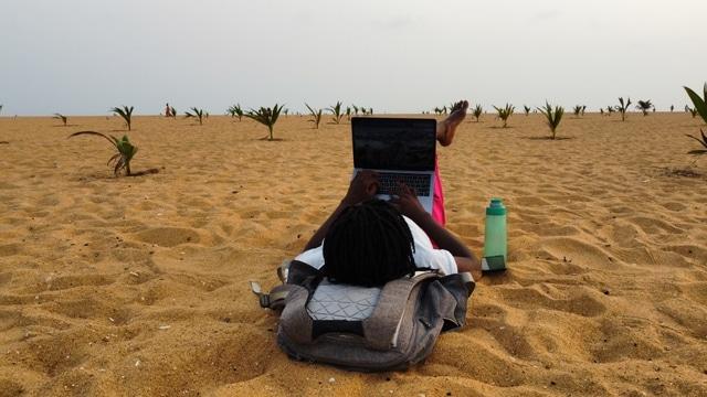 Rédaction web en Afrique